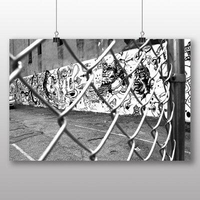 Big Box Art Graffiti No.10 Photographic Print