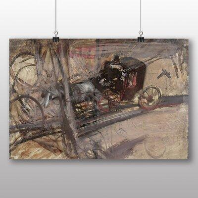 Big Box Art 'Horse Drawn Carriage' by Giovanni Boldini Art Print