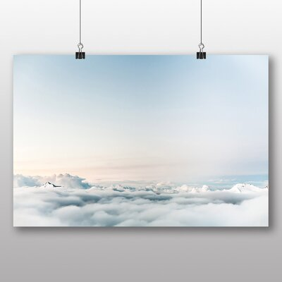 Big Box Art 'High Above the Clouds' Photographic Print