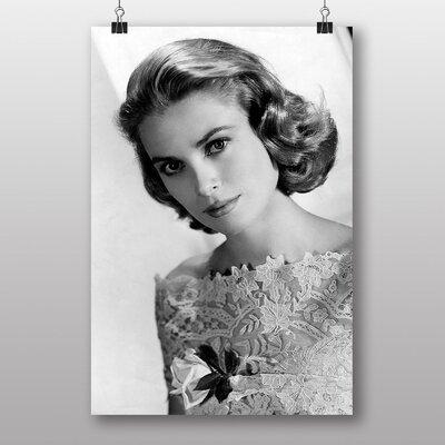 Big Box Art Grace Kelly No.2 Photographic Print