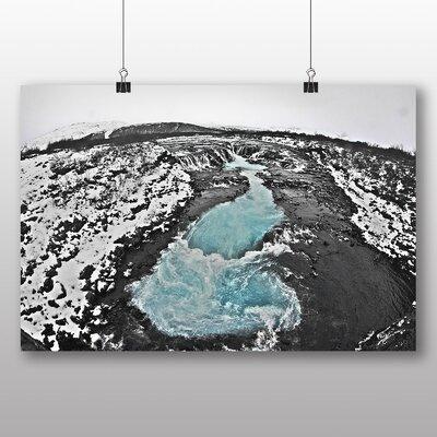 Big Box Art Iceland Landscape No.6 Photographic Print