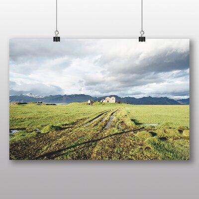 Big Box Art 'Iceland Farm' Photographic Print