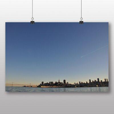 Big Box Art 'Golden Gate Bridge Dawn' Photographic Print