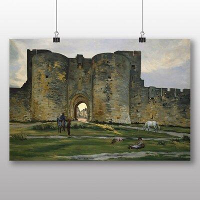 Big Box Art Porte de la Reine' by Frederic Bazille Art Print