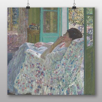 Big Box Art 'Afternoon' by Frederick Carl Frieseke Art Print
