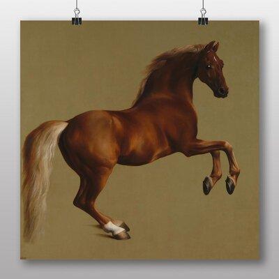 Big Box Art Whistlejacket Horse' by George Stubbs Art Print
