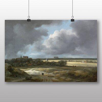 Big Box Art 'View of Alkmaar' by Jacob Ruisdael Art Print