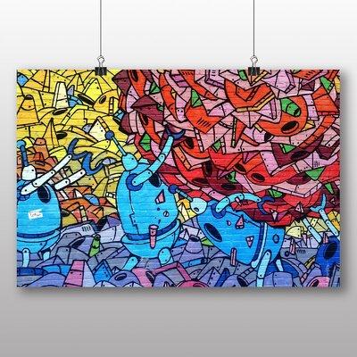 Big Box Art Graffiti No.9 Graphic Art