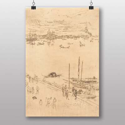 Big Box Art Venice by James McNeill Whistler Art Print