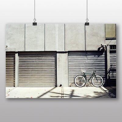 Big Box Art 'Garage and Fixie Bike' Photographic Print