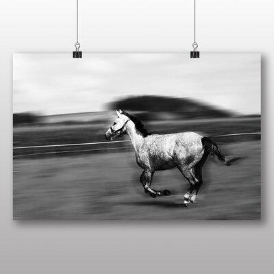 Big Box Art Horse Racing Photographic Print