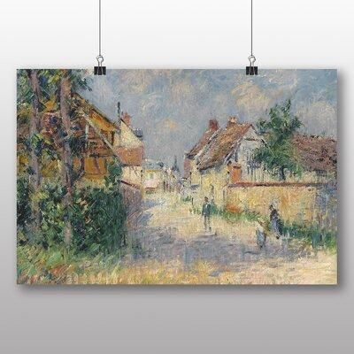 Big Box Art 'Pathway' by Gustave Loiseau Art Print