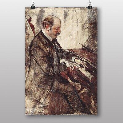 "Big Box Art ""The Pianist"" by Giovanni Boldini Art Print"