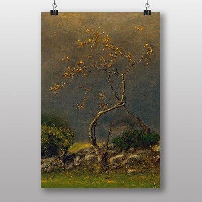 "Big Box Art ""Tree"" by George Innes Art Print"