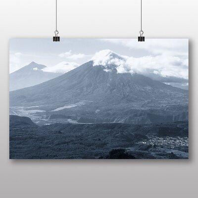 Big Box Art 'Guatemala Volcano No.2' Photographic Print