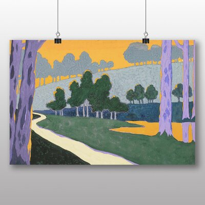 Big Box Art 'Landscape' by Georges Lacombe Art Print