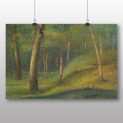 Big Box Art 'Woodland Forest' by Henri Le Sidaner Art Print