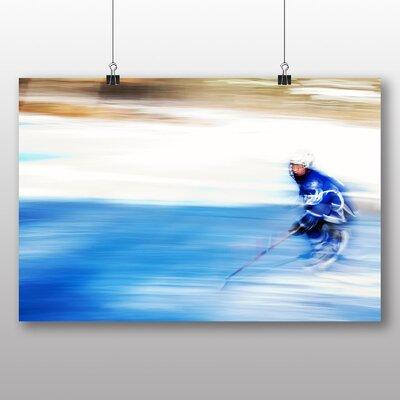 Big Box Art Ice Hokey Graphic Art