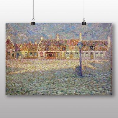 Big Box Art 'Small square Sunset' by Henri Le Sidaner Art Print