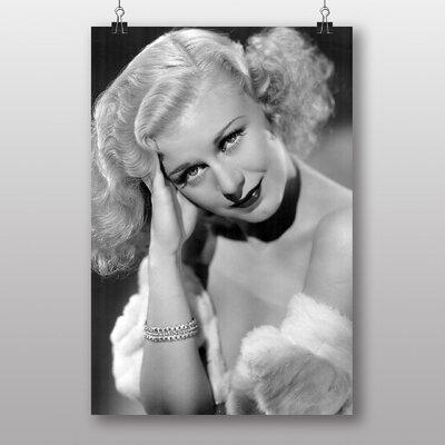 Big Box Art Ginger Rogers No.1 Photographic Print