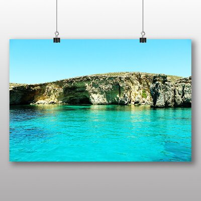 Big Box Art Gozo Malta Photographic Print on Canvas