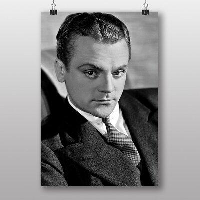 Big Box Art James Cagney Photographic Print