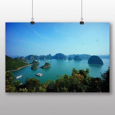 Big Box Art Halong Bay Vietnam Photographic Print