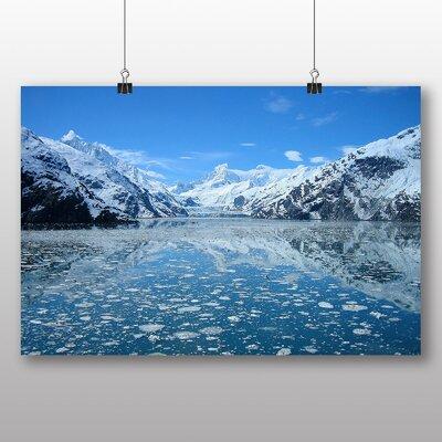 Big Box Art Glacier Bay Alaska USA Photographic Print Wrapped on Canvas