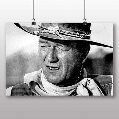 Big Box Art John Wayne No.3 Photographic Print