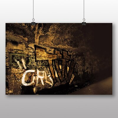 Big Box Art Graffiti No.2 Graphic Art on Canvas
