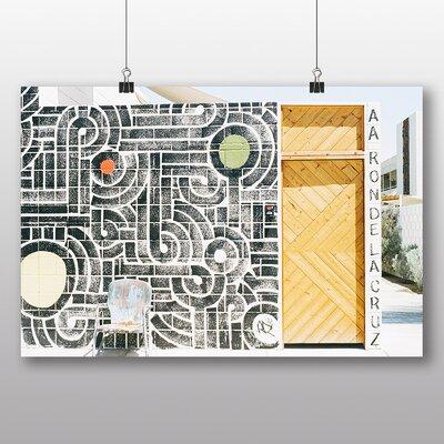 Big Box Art 'Graffiti Maze' Photographic Print