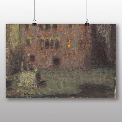 Big Box Art 'Vieille Place' by Henri Le Sidaner Art Print