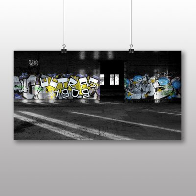Big Box Art Graffiti No.6 Photographic Print