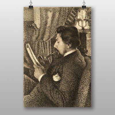 """Big Box Art """"Georges Lemmen Portrait"""" by Jan Toorop Art Print"""
