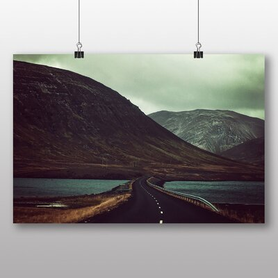 Big Box Art 'Mountains No.2' by Journey Through Photographic Print