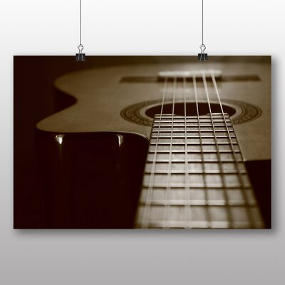 Big Box Art Guitar No.2 Photographic Print