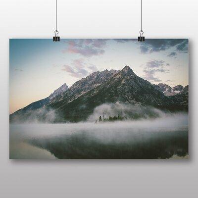 Big Box Art 'Haze and Fog with Mountains No.2' Photographic Print