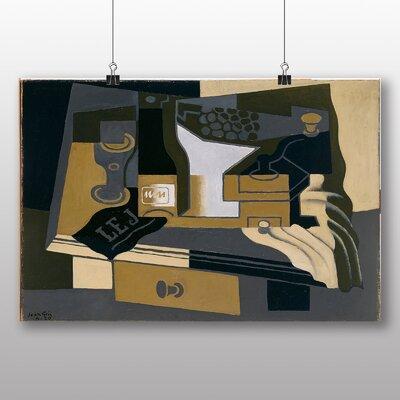 Big Box Art 'The Moulin Cafe' by Juan Gris Graphic Art