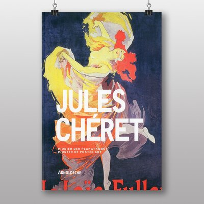 Big Box Art 'Artwork No.11' by Jules Cheret Vintage Advertisement