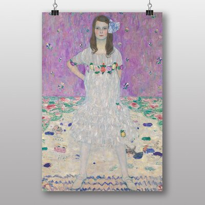 Big Box Art Mada Primavesi by Gustav Klimt Art Print