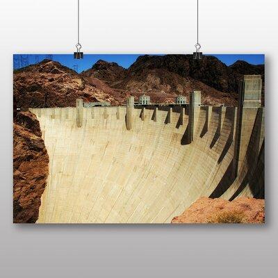 Big Box Art Hoover Dam Nevada No.1 Photographic Print