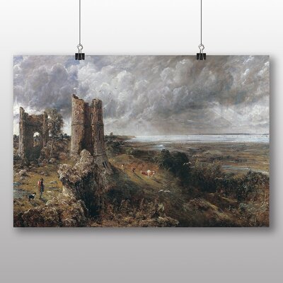 Big Box Art 'Hadleigh Castle, the Mouth of the Thames' by John Constable Art Print