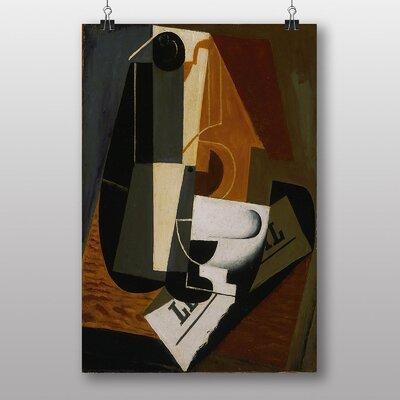 "Big Box Art ""Coffeepot"" by Juan Gris Graphic Art"