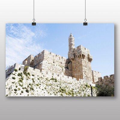 Big Box Art Jerusalem Fortress Israel Photographic Print