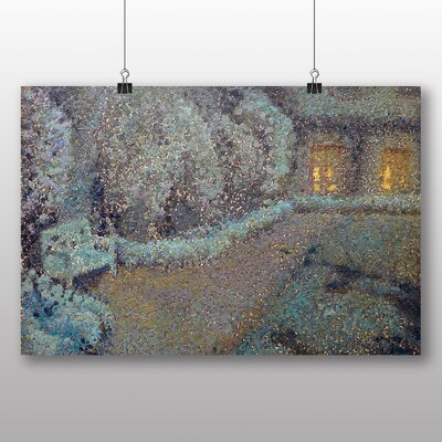 Big Box Art 'Garden No.2' by Henri Le Sidaner Art Print