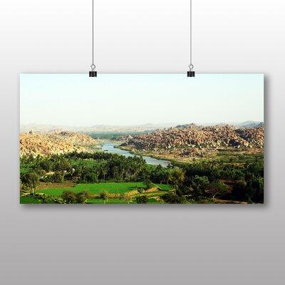 Big Box Art Hampi India Photographic Print