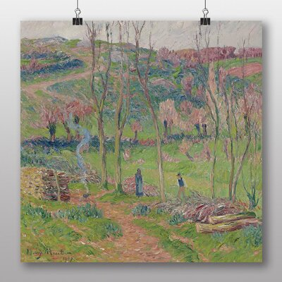 Big Box Art 'Landscape' by Henry Moret Art Print