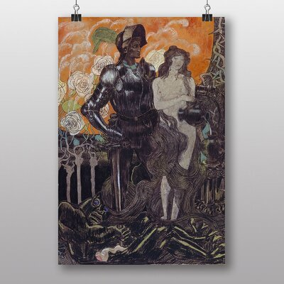 Big Box Art Aurore by Jan Toorop Art Print
