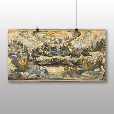 Big Box Art 'The Miracle of the Slave' by Jacopo Comin Tintoretto Art Print