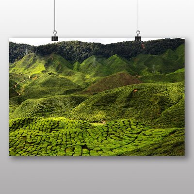 Big Box Art Landscape Malaysia Photographic Print on Canvas
